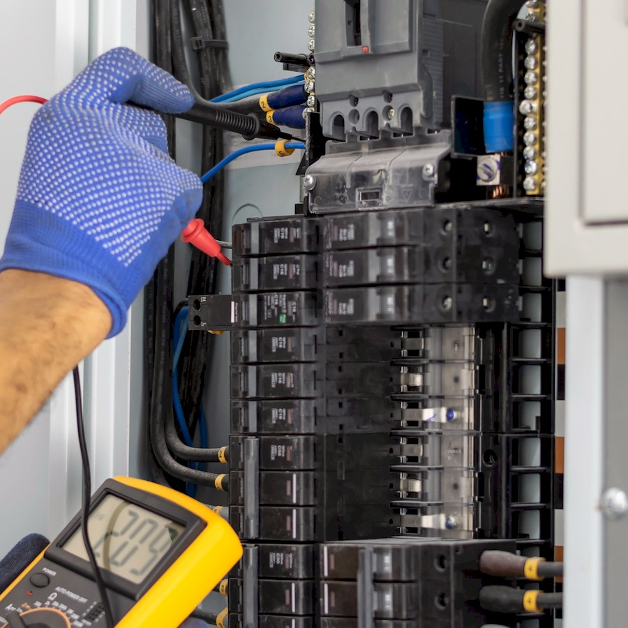 If you need an electric panel upgrade, you can count on us to do the job right.